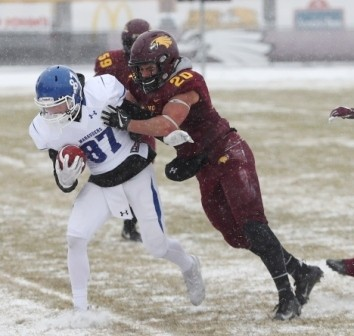 Umc Football Ends Season With A Loss To Mary Krox